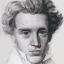 ícone Kierkegaard