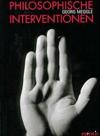 capa do livro intervenções filosófica