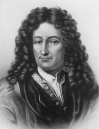 retrato de Leibniz