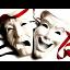ícone máscaras de teatro
