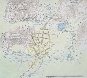 ilustração rios