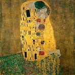 O beijo é um quadro do pintor austríaco Gustav Klimt . Executada em óleo sobre tela, medindo 180x180 centímetros, entre 1907 e 1908, é uma das obras mais conhecidas do Klimt, graças a um elevado número de reproduções.