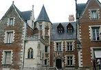 Clos Lucé, na França, onde Leonardo viveu seus últimos anos de vida, até morrer em 1519.
