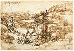 Vale do Arno, 5 de agosto de 1473.