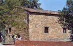 Possível casa de infância de Leonardo da Vinci, em Anchiano.