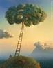 Arte de Vladmir Kush possibilita reflexão sobre a percepção das coisas. <br><br> Palavras-chave: realismo, metáfora, árvore, natureza, teoria do conhecimento, estética