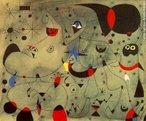 Obra de Joan Miró i Ferrà foi um escultor, pintor, gravurista e ceramista surrealista catalão.