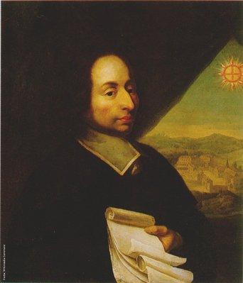 Retrato anônimo do século XVII.  Blaise Pascal (Clermont-Ferrand, 19 de Junho de 1623 — Paris, 19 de Agosto de 1662)  contribuiu decisivamente para a criação de dois novos ramos da matemática: a Geometria Projetiva e a Teoria das probabilidades. Em Física, estudou a mecânica dos fluidos, e esclareceu os conceitos de pressão e vácuo, ampliando o trabalho de Evangelista Torricelli. É ainda o autor de uma das primeiras calculadoras mecânicas, a Pascaline, e de estudos sobre o método científico. <br> <br> Palavras-chave: Pascal, física, mecânica, matemática, filosofia, teoria do conhecimento, Pascaline, Blaise, teoria, geometria.