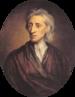 John Locke (Wrington, 29 de agosto de 1632 — Harlow, 28 de outubro de 1704) foi um filósofo inglês e ideólogo do liberalismo, sendo considerado o principal representante do empirismo britânico e um dos principais teóricos do contrato social. <br> Locke rejeitava a doutrina das ideias inatas e afirmava que todas as nossas ideias tinham origem no que era percebido pelos sentidos. A filosofia da mente de Locke é frequentemente citada como a origem das concepções modernas de identidade e do &quot;Eu&quot;. O conceito de identidade pessoal, seus conceitos e questionamentos figuraram com destaque na obra de filósofos posteriores, como David Hume, Jean-Jacques Rousseau e Kant. Locke foi o primeiro a definir o &quot;si mesmo&quot; através de uma continuidade de consciência. Ele postulou que a mente era uma lousa em branco (tabula rasa). Em oposição ao Cartesianismo, ele sustentou que nascemos sem ideias inatas, e que o conhecimento é determinado apenas pela experiência derivada da percepção sensorial.