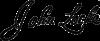 Assinatura de John Locke (Wrington, 29 de agosto de 1632 — Harlow, 28 de outubro de 1704), um filósofo inglês e ideólogo do liberalismo, sendo considerado o principal representante do empirismo britânico e um dos principais teóricos do contrato social.<br><br>Palavras-chave: John Locke, Locke, empirismo britânico, contrato social, direito natural, metafísica, epistemologia, filosofia política, filosofia da mente, educação, tabula rasa, estado natural. direito à vida, liberdade, propriedade