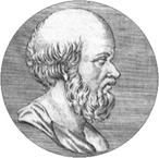 """Eratóstenes (em grego: Ἐρατοσθένης, transl.: Eratosthéni̱s; Cirene, 276 a.C. — Alexandria, 194 a.C.) foi um matemático, gramático, poeta, geógrafo, bibliotecário e astrônomo da Grécia Antiga. Nasceu em Cirene, Grécia, e morreu em Alexandria. Estudou em Cirene, em Atenas e em Alexandria. Os contemporâneos chamavam-no de """"Beta"""" porque o consideravam o segundo melhor do mundo em vários aspectos"""