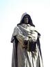 Giordano Bruno (1548 — 1600) condenado à morte na fogueira pela Inquisição romana por heresia.