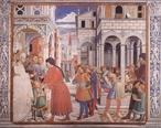Obra de Benozzo Gozzoli, 1464-1465