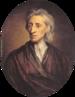 Sir Godfrey Kneller, Retrato de John Locke, 1697, óleo sobre tela, 76x64 cm.  John Locke (Wrington, 29 de agosto de 1632 — Harlow, 28 de outubro de 1704) foi um filósofo inglês e ideólogo do liberalismo, sendo considerado o principal representante do empirismo britânico e um dos principais teóricos do contrato social. <br> <br> Palavras-chave: Locke, empirismo, liberalismo, contrato social, iluminismo, filosofia política
